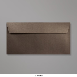 110x220 mm (DL) envelope pérola bronze