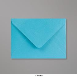 82x113 mm (C7) envelope pérola azul bébé