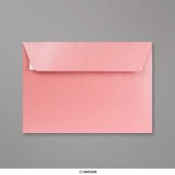 114x162 mm (C6) envelope pérola rosa bébé