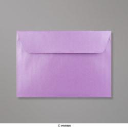 114x162 mm (C6) envelope pérola lavanda