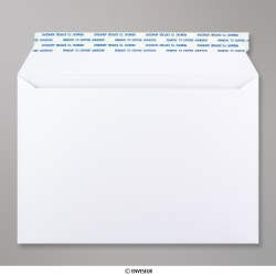 162x229 mm (C5) envelope branco