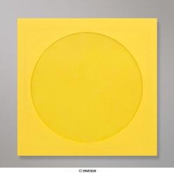 126x126 mm Dark Yellow CD Envelope