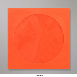 126x126 mm Oranje CD - Envelop
