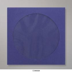 85x85 mm Navy Blue CD Envelope