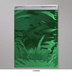450x320 mm (C3) envelope de papel de prata - verde