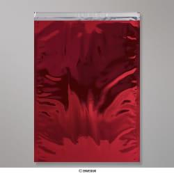 450x320 mm (C3) envelope de papel de prata - vermelho