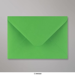 133x184 mm envelope verde feto