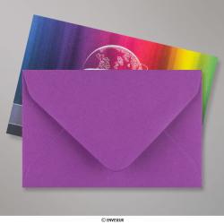 62x94 mm Paarse envelop