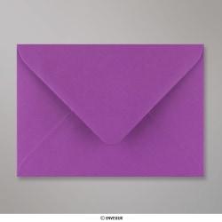Sobre Púrpura de 114x162 mm (C6), Púrpura, Engomado