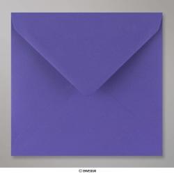 155x155 mm envelope azul íris