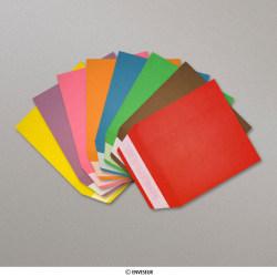 Gekleurde vierkante Post Marque