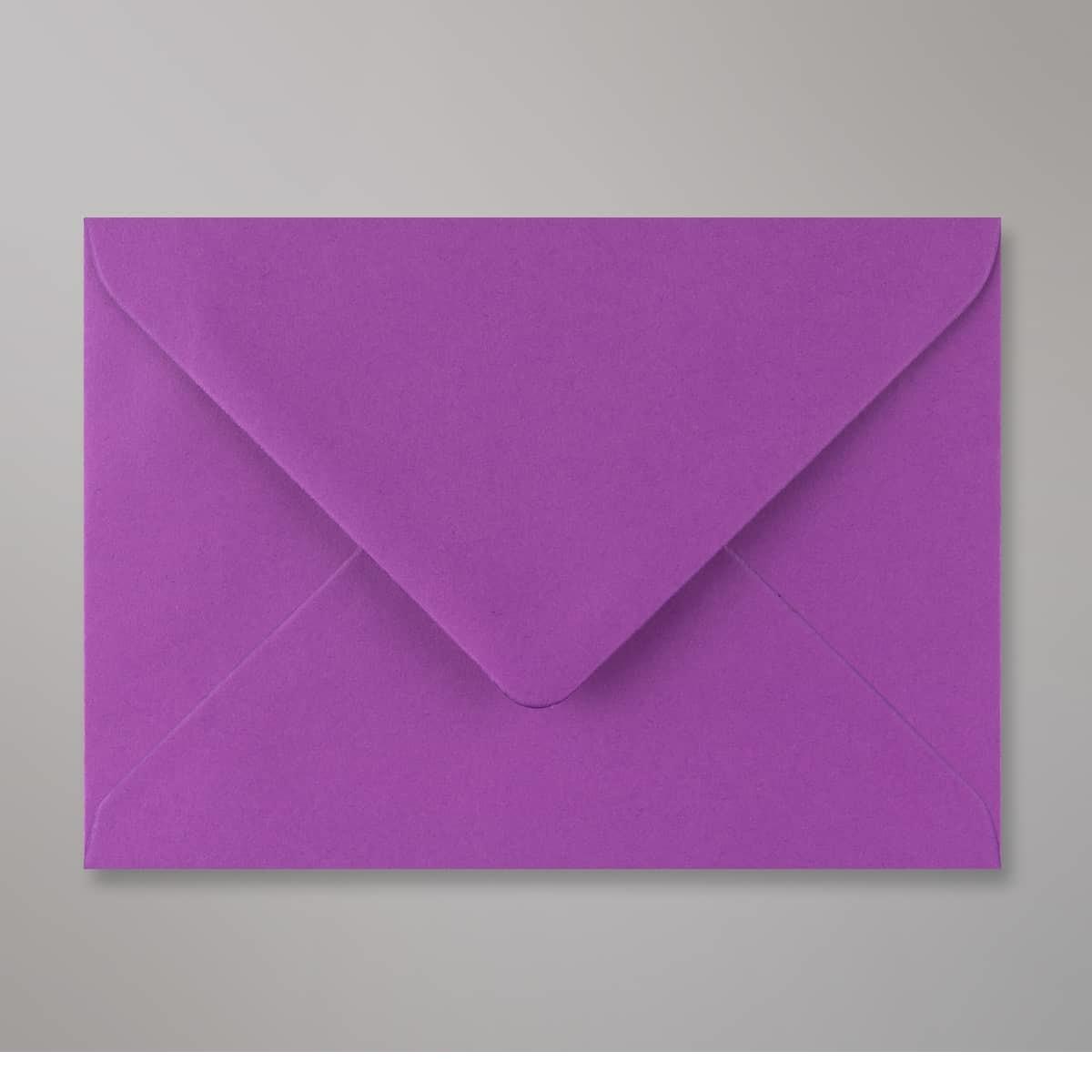 Enveloppe violette 125x175 mm