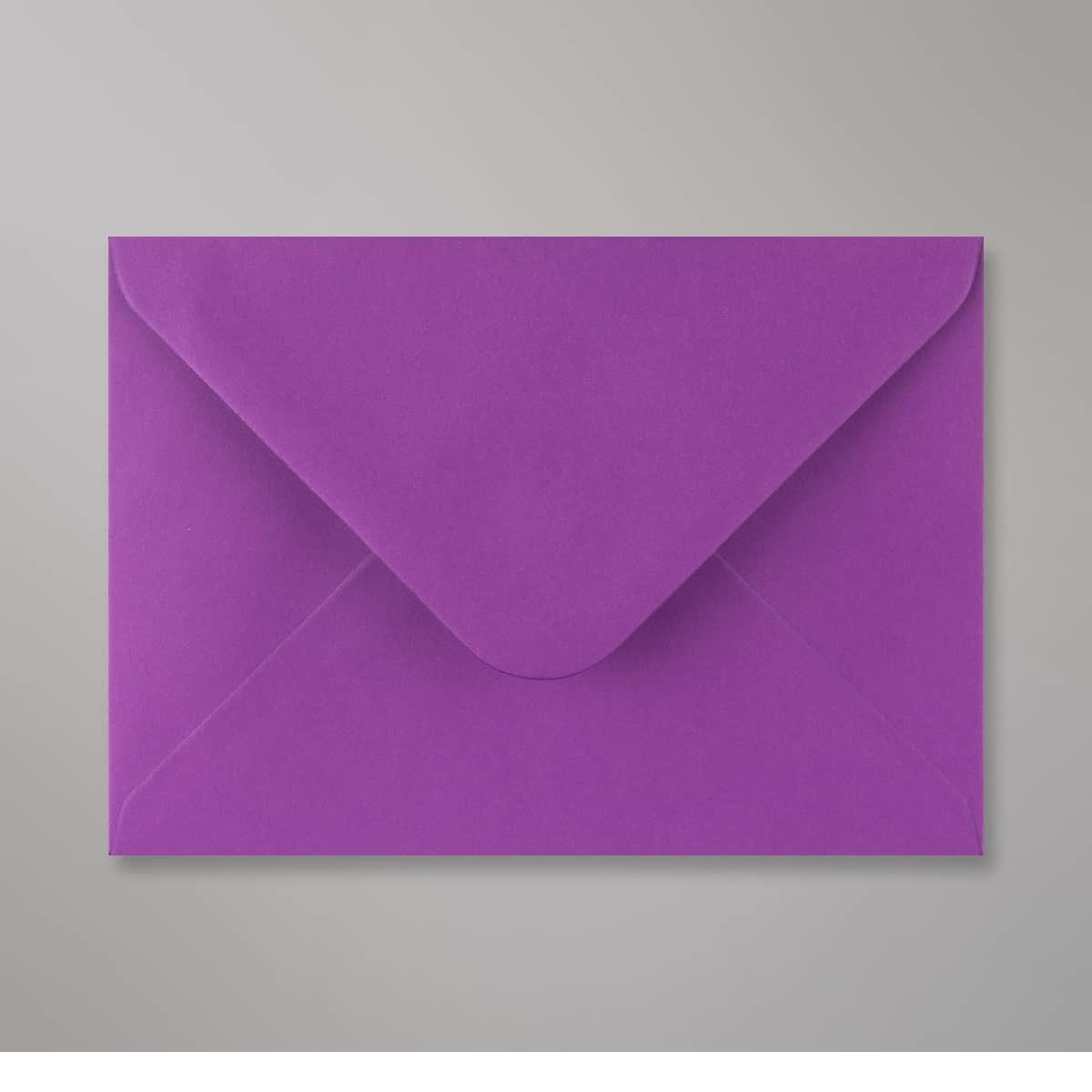 Enveloppe violette 133x184 mm