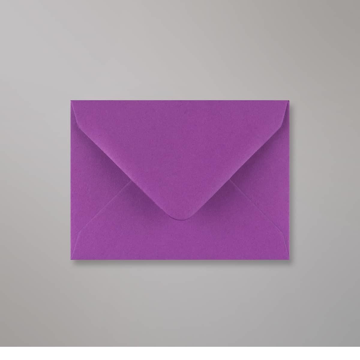Enveloppe violette 82x113 mm (C7)