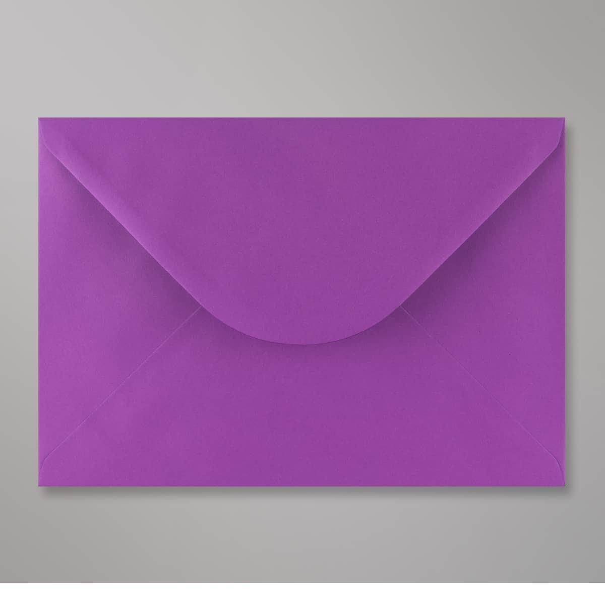 Enveloppe violette 162x229 mm (C5)
