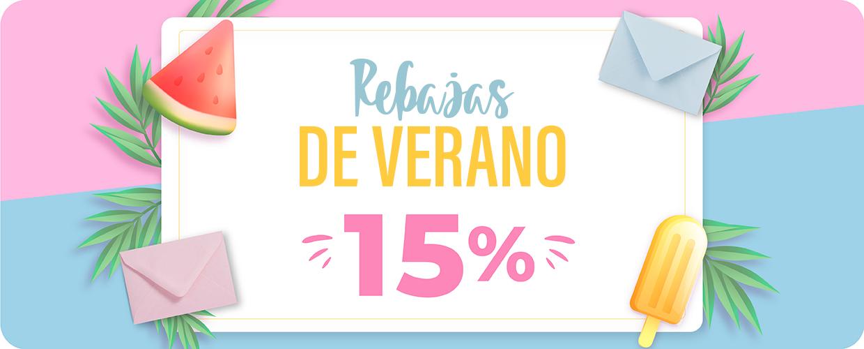 10% de descuento en pedidos superiores a 50€. Código: SUN10