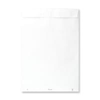 483 x 330mm WHITE TYVEK ENVELOPES
