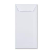 DL WHITE POCKET ENVELOPES