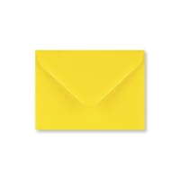 C7 DAFFODIL YELLOW ENVELOPES