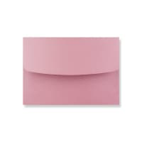 140 x 200mm PINK PEARLESCENT ANNOUNCEMENT ENVELOPES