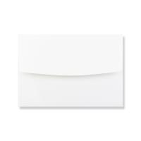 160 x 230mm WHITE LINEN ANNOUNCEMENT ENVELOPES