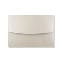 160 x 230mm CHAMPAGNE PEARLESCENT ANNOUNCEMENT ENVELOPES
