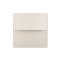 175 x 175mm CHAMPAGNE PEARLESCENT ANNOUNCEMENT ENVELOPES