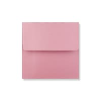 175 x 175mm PINK PEARLESCENT ANNOUNCEMENT ENVELOPES