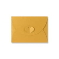 C7 GOLD BUTTERFLY ENVELOPES