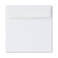110mm WHITE SQUARE PEEL AND SEAL ENVELOPES 120GSM