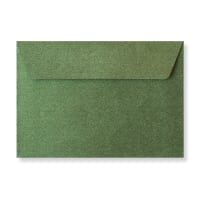 C6 FOREST GREEN TEXTURED ENVELOPES