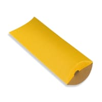 220 x 110 + 30MM DL GOLD CORRUGATED PILLOW BOXES
