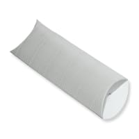 220 x 110 + 30MM DL SILVER CORRUGATED PILLOW BOXES