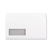 DL WHITE WINDOW PEEL AND SEAL ENVELOPES 115GSM