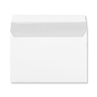 C6 WHITE PEEL AND SEAL ENVELOPES 120GSM