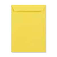 C4 MID YELLOW PEEL AND SEAL ENVELOPES