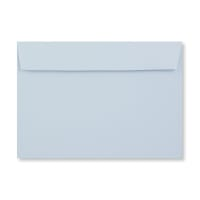 C5 PALE BLUE PEEL AND SEAL ENVELOPES