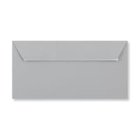 DL PALE GREY PEEL AND SEAL ENVELOPES