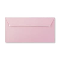 DL PALE PINK PEEL AND SEAL ENVELOPES