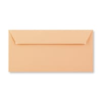 DL SALMON PINK PEEL AND SEAL ENVELOPES