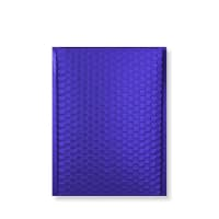 C5 + MATT METALLIC DARK BLUE PADDED ENVELOPES (250 x 180MM)