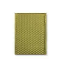 C5 + MATT METALLIC GOLD PADDED ENVELOPES (250 x 180MM)