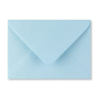 PASTEL BLUE 125 x 175 mm ENVELOPES (i6)