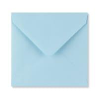 PALE BLUE 140MM SQUARE ENVELOPES