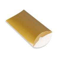 162 x 114 + 35MM C6 GOLD PILLOW BOXES