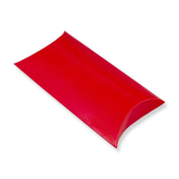113 x 81 + 30MM C7 RED PILLOW BOXES