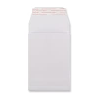 C6 WHITE GUSSET ENVELOPES 180GSM