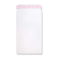 220 x 140mm WHITE 180GSM PEEL AND SEAL ENVELOPES
