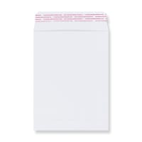 241 x 178mm WHITE 180GSM PEEL AND SEAL ENVELOPES
