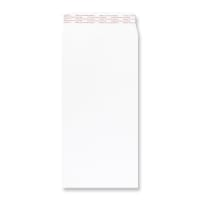 305 x 152mm WHITE 180GSM PEEL AND SEAL ENVELOPES